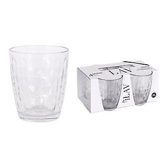 Sada brýlí LAV Artemis 415 ml Crystal (4 Uds)/340 ccm - ø 8,5 x 10 cm