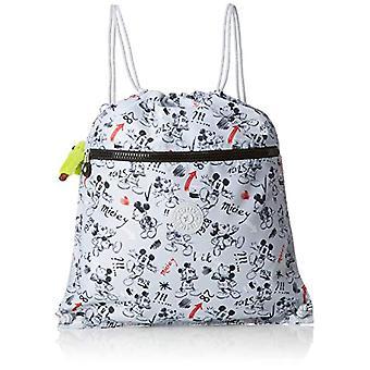 Kipling D SPRTABOO Children's sports bag 45 cm 15 liters Multicolor (Sketchgrey)