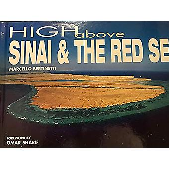 High Above Sinai and the Red Sea - 9789774164132 Book