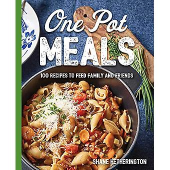 One Pot Meals by Cider Mill Press - 9781604339529 Book