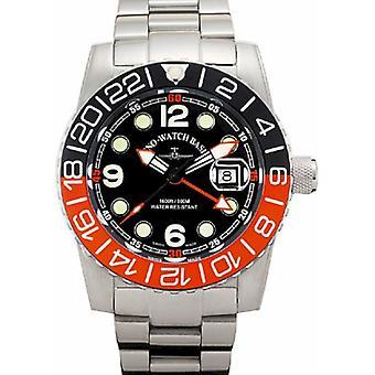 Zeno-Watch - Wristwatch - Men - Airplane Diver 6349Q-GMT-a1-5M