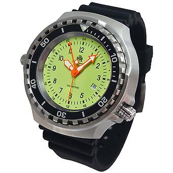 Tauchmeister T0317 quartz diving watch 52mm