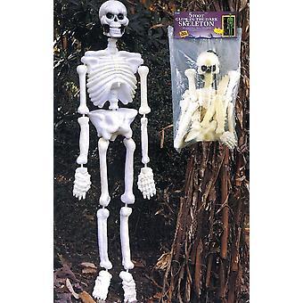 Glödande skelett