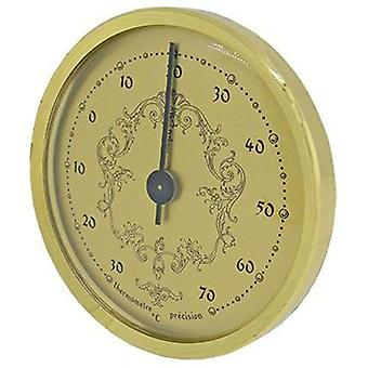 Thermometer inserts with gold dial Ø54mm x Ø32mm