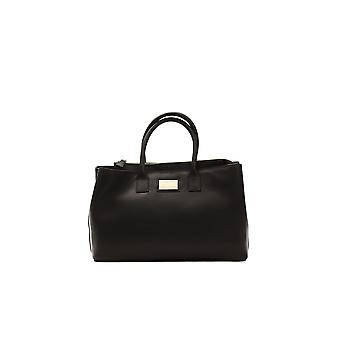 Black Pompei Donatella Women's Handbag