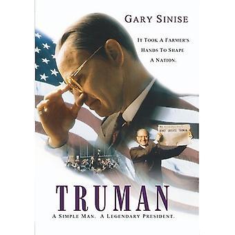 Truman [DVD] USA import