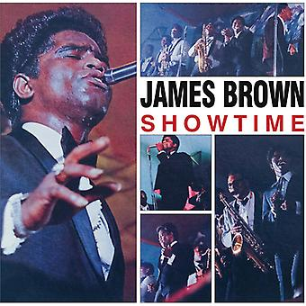 James Brown - Showtime [CD] USA import