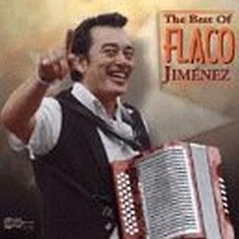 Flaco Jimenez - Best of Flaco Jimenez [CD] USA import