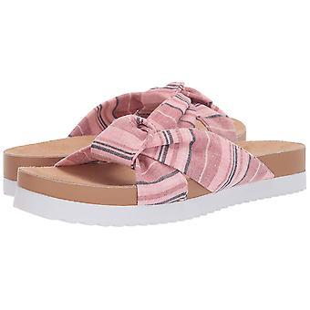 Rocket Dog Women's Loving Clair Cotton Slide Sandal
