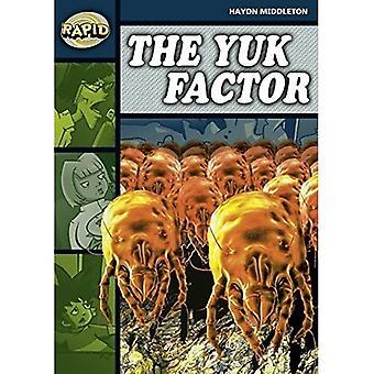 Rapid Stage 6 Set B: Yuk Factor (Series 2): Series 2 Stage 6 Set (RAPID SERIES 2)