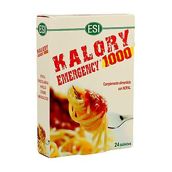 Kalory emergency 1000 24 comprimidos