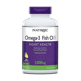 Omega 3 Fish Oil, 1000mg 150 softgels