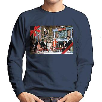 Thunderbirds tillsammans Happy Holidays Män & apos, s Sweatshirt
