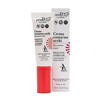 Anti-wrinkle moisturizing eye contour 10 ml of cream