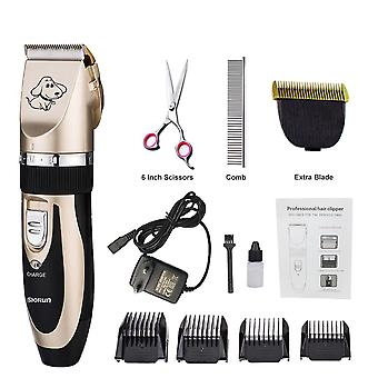 Professional Pet Dog Hair Trimmer Animal Grooming Clippers Cat Cutter Machine Shaver Electrice Foarfecă Clipper