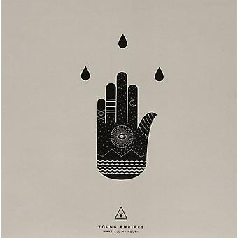 Young Empires - Wake All My Youth [Vinyl] USA import