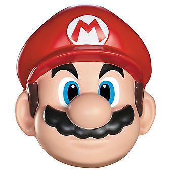 Super Mario jeu vidéo plombier années 1980 Deluxe adulte hommes Costume masque