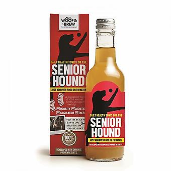 Woof & Brew Senior Hound - 300ml