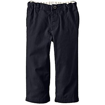 The Children's Place Little Boys and Toddler Chino Pant, New Navy, 5T