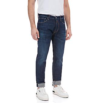 Replay Men's Donny Jeans Tapered Fit