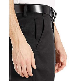 Essentials Men's Slim-Fit Stretch Golf Short, Black, 32, Black, Size 32