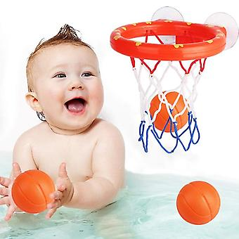 Basket-ball Hoop Jeu tir Baby Bath Toy- Water Paddle Sports Joke