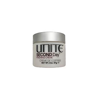 Unite Second Day Finishing Crème 2 OZ
