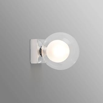 Faro Perla - Łazienka Chrom Światło ścienne Globe 1x g9 IP44