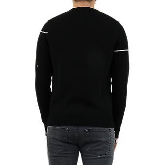 Givenchy  split Black bm90b4401m004 Top