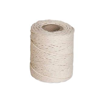 50m Simple Cotton String for Crafts and Gift Wrapping