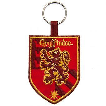 Harry Potter Woven Keyring Gryffindor