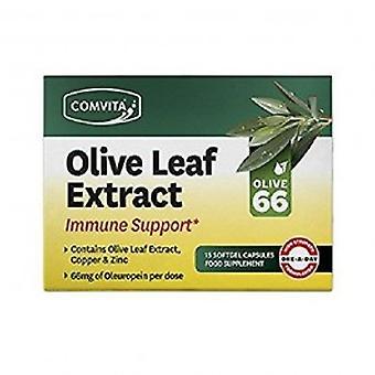 Comvita - Olive Leaf Immune Support 15 Day Capsules 15s