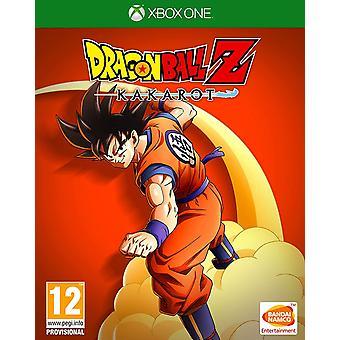 Dragonball Z Kakarot Xbox One Jeu