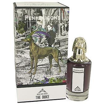 Viel Ado über den Herzog Eau de Parfum Spray von penhaligon's 75 ml