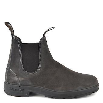 Blundstone 1910 Steel Grey Suede Boot