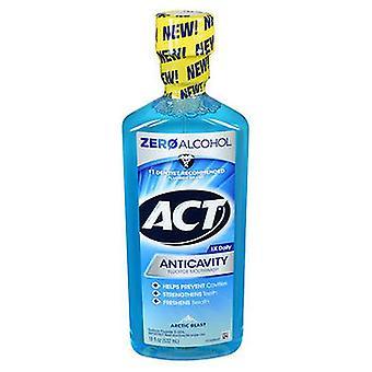 Act Anticavity Fluoridi Suuvesi Arctic Blast, 18 Oz