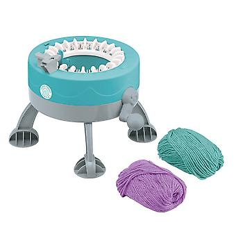 Knitting Circle knitting station includes two balls of yarn for ages 8+