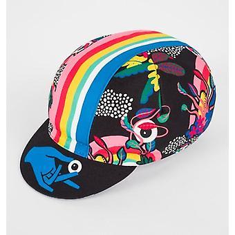 Kerékpáros sapkák, férfiak és nők kerékpár viselnek kalapot