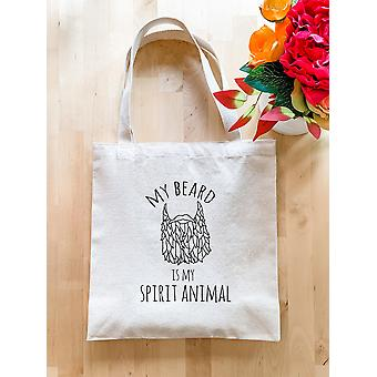 My Beard Is My Spirit Animal - Tote Bag