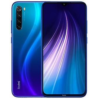 Xiaomi Redmi note 8 4GB / 64GB blue smartphone