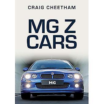 MG Z Cars