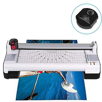Thermal Laminator For A3/a4/a6, 2 Roller System Laminating Machine