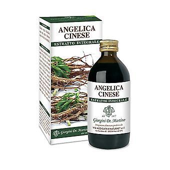 ANGELICA CINESE ESTR INTE200ML 200 ml