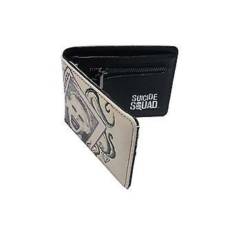 カード財布のスーサイド・スクワッド・デッキ