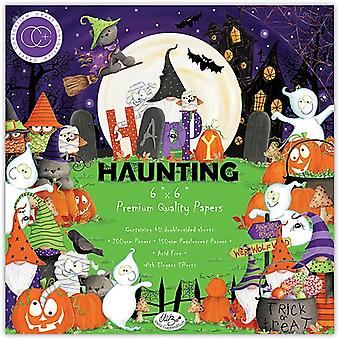 Craft Consortium Happy Haunting 6x6 Inch Paper Pad