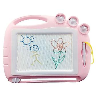 Magnetic drawing board travel size,erasable doodle sketching writing board pad travel games for kids