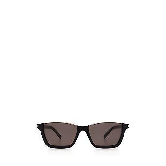 Saint Laurent SL 365 schwarze unisex Sonnenbrille