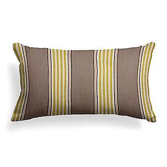 """Straight & Narrow Decorative Lumbar Pillow 22"""" X 12"""""""