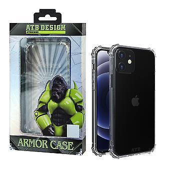 iPhone 12 og 12 Pro Case - Militær