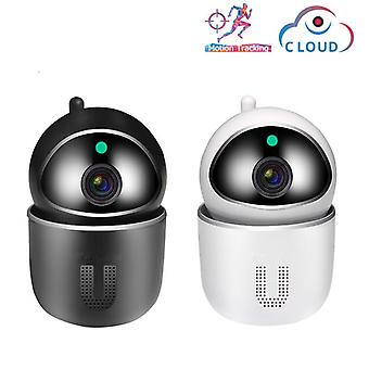 SHIWOJIA 1080P Cloud IP Camera WIFI Wireless Home Security Camera Auto Tracking Video Surveillance H